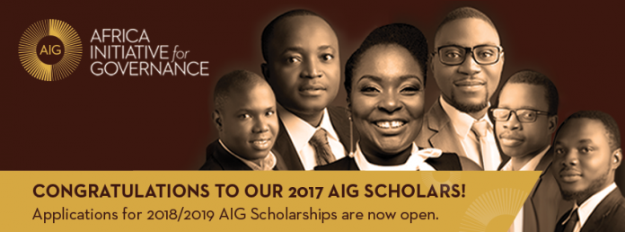 Africa-Initiative-for-Governance-AIG-Scholarships-2018-2019