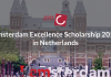 amsterdam-excellence-scholarship-2018-in-netherlands