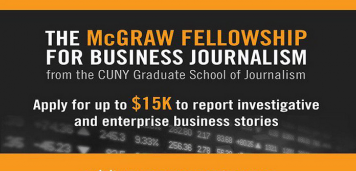 mcgraw-fellowship-2018-for-business-journalism-