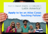 Atlas-Corps-English-Teaching-Fellowship-In-Latin-America-2018