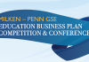 Milken-Penn-GSE-Business-Plan-Competition