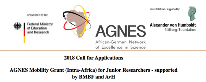 agnes-mobility-grant-for-junior-researchers-2018