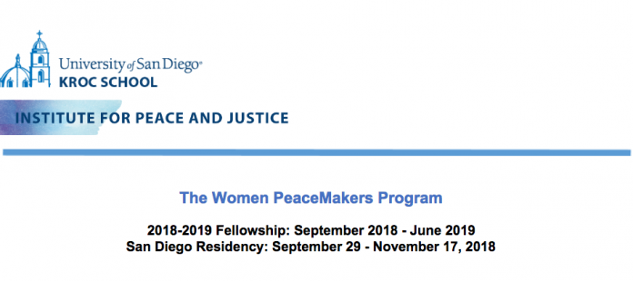 women-peacemakers-program-2018