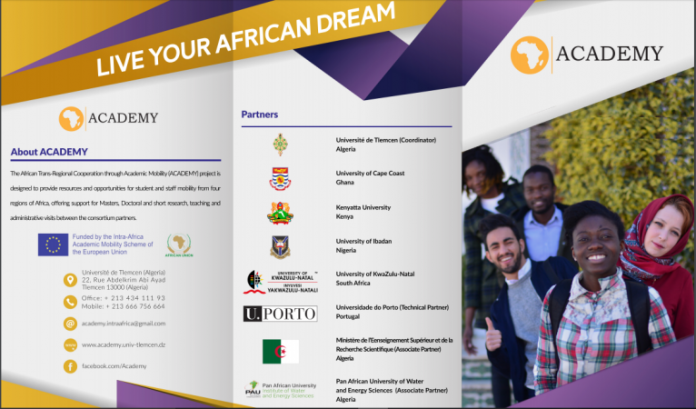 African-Trans-Regional-Cooperation-through-Academic-Mobility-ACADEMY-Project-2018