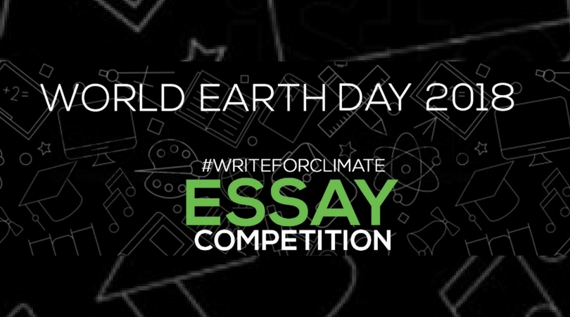 World-Earth-Day-Write4climate-Essay-Competition-2018