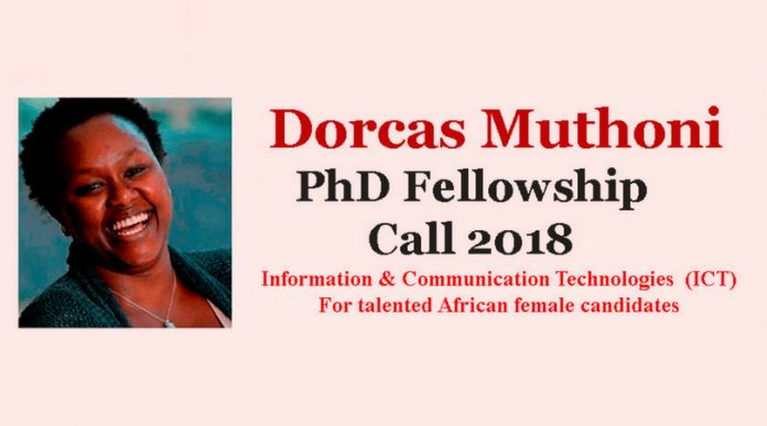 Dorcas-Muthoni-PhD-Fellowship-2018