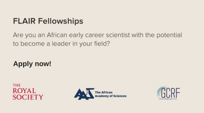 Future-Leaders-–-African-Independent-Researchers-FLAIR-Fellowships-2018