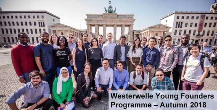 Westerwelle-Young-Founders-Programme-Autumn-2018