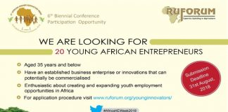ruforum-young-african-entrepreneurs-competition-2018