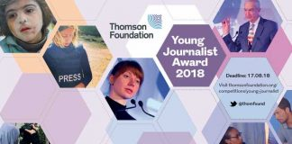 thomson-foundation-young-journalist-award-2018