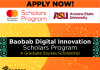 Mastercard-Foundation-Arizona-State-University-Baobab-Digital-Innovation-Scholarship-2021-2022