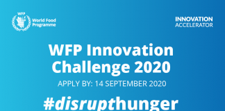 United-Nations-World-Food-Programme-WFP-Innovation-Accelerator-2020