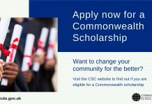 Commonwealth-Master's-Scholarship-2021-2022